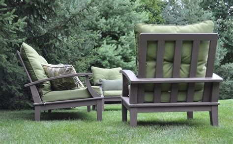Custom Made Patio Cushions by Made Cypress Patio Furniture By Glessboards