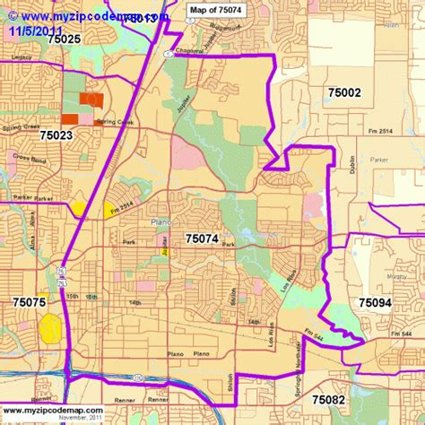 zip code map plano tx zip code map of 75074 demographic profile residential