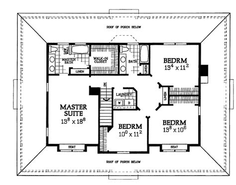 symmetrical floor plans symmetrical home plans house design plans
