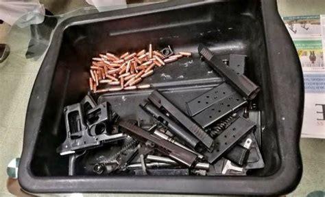 Oven Besar Di Malaysia ngeri selundupkan senjata di oven pria malaysia ditangkap