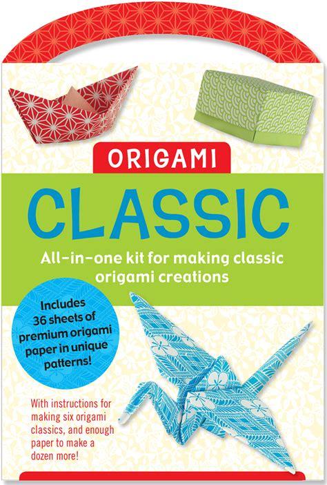 Origami Kit - origami kit classic paperme se