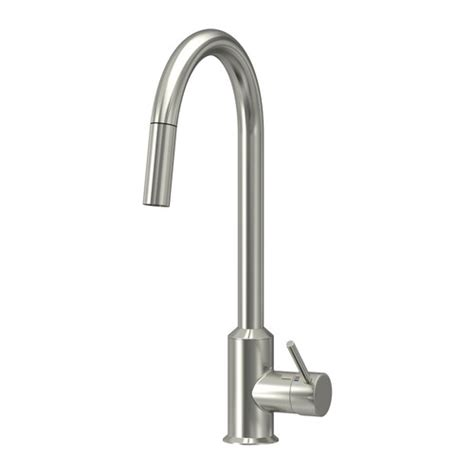 pull faucet kitchen ringsk 196 r kitchen faucet with pull out spout ikea