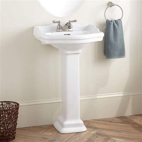 farnham porcelain mini pedestal sink 13 best 3rd floor console april17 images on