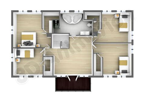 home interior plan 3d house plans architectural rendering design planskill 50