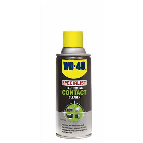 Ac Conditioner Cleaner 3in1 Wd wd 40 specialist 290g fast drying contact cleaner