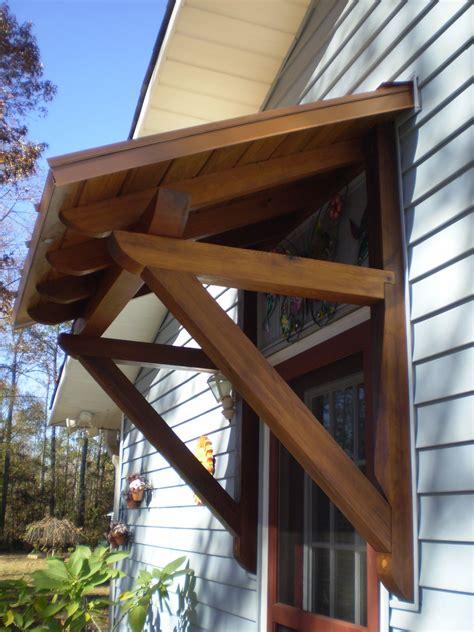 cedar awning house exterior pergola canopy outdoor
