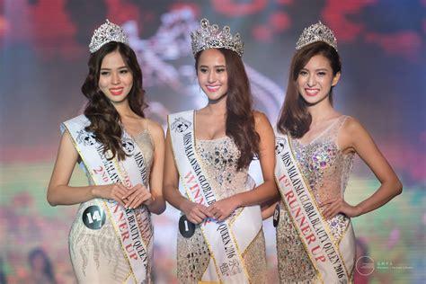 malaysia winner phang crowned the winner of miss malaysia global