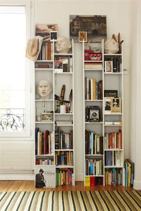 bedroom bookshelves 20 creative and efficient college bedroom ideas house