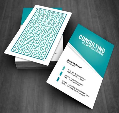 best consulting business card template free 24 unique business card designs that will inspire you