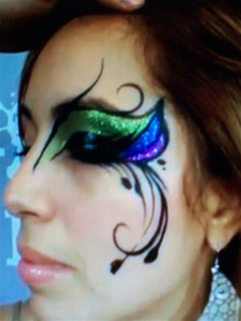 glitter glamor eye designs