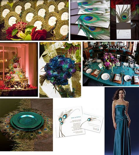 peacock themed wedding decor to and to hold peacock wedding theme