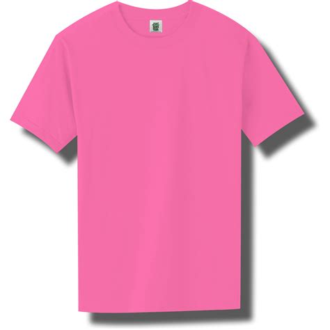 Pink Shirt new line of neon tees launched by panda apparel