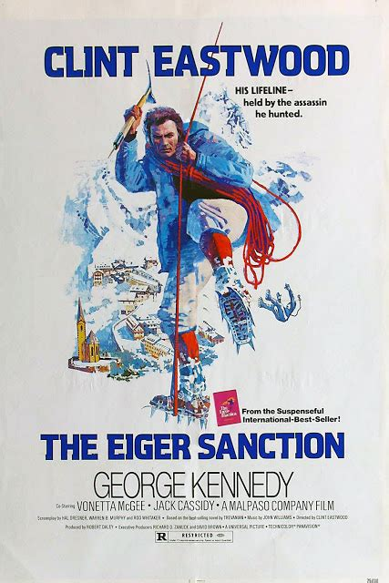 Knife Fresh Eiger excess the eiger sanction 1975 eastwood s