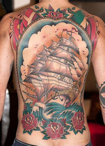 brightside tattoo 133 best pirate tattoos ship tattoos images on