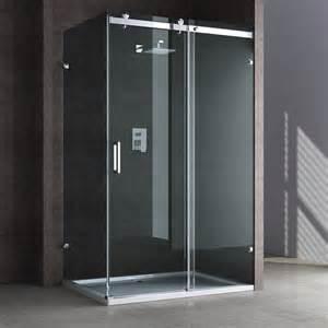 glas duschen echt glas dusche duschabtrennung duschkabine schiebet 220 r