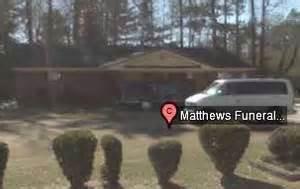 matthews funeral home wallace carolina nc