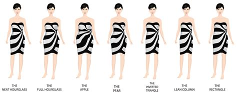 what to wear look best rectangle body shape or type joy