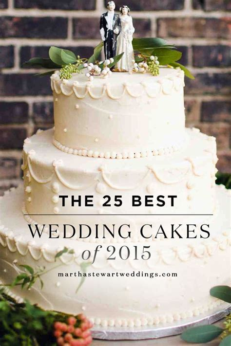 The 25 Best Wedding Cakes   Wedding Cake Ideas   Cool