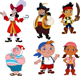 etiquetas imprimibles de jake y los piratas de nunca etiquetas de jake y los piratas google search jake el