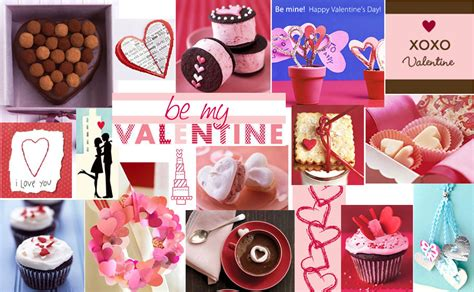 valentines day collage it s the things in valentines day collage