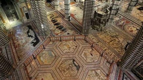 pavimenti duomo di siena italia tour il cultura