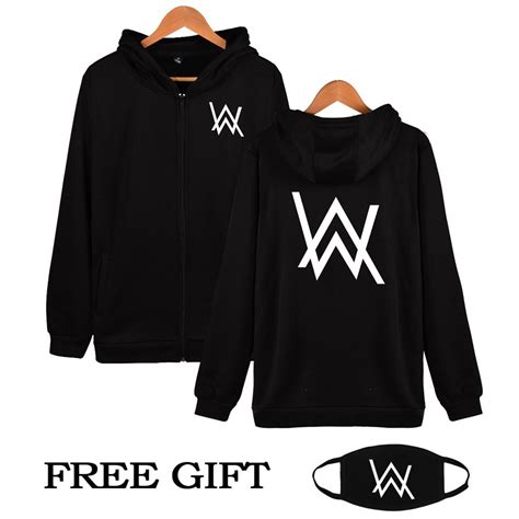 Hoodie The Money Team 3 Roffico Cloth hip hop streetwear alan walker dj hoodies high quality hooded sweatshirt zipper