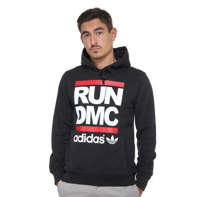 Hoodie Run Dmc Adidas adidas x run dmc run dmc hoodie black hhv de