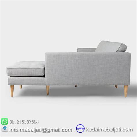 Daftar Sofa Sudut Minimalis beli sofa sudut vintage minimalis foxy bahan kayu jati