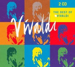 Album Kaset Pita Vivaldi Greatest Hits the best of vivaldi modo antiquo slovak chamber orchestra bohdan warchal songs reviews