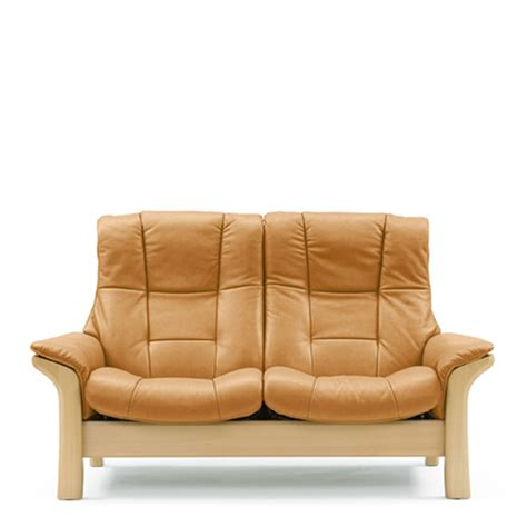 Stressless Buckingham Sofa by Stressless Stressless Buckingham 2 Seater High Back Sofa