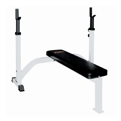 basic bench press york basic olympic bench press package
