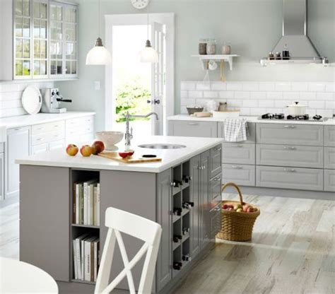 grey kitchen cabinets ikea best 25 grey ikea kitchen ideas on pinterest ikea