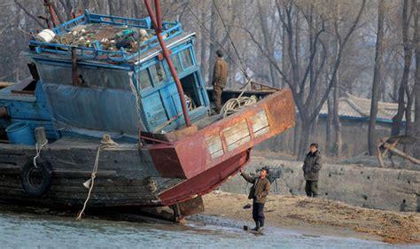 north korean fishing boat japan north korean fishing boats wash up with decomposed corpses