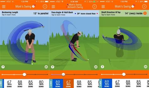golf swing help best golf swing analyzer to help you improve golferfx