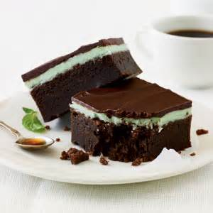 chocolate mint bars 100 healthy dessert ideas cooking