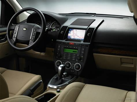 land rover freelander 2000 interior land rover freelander 2 td4 interior wallpaper hd car