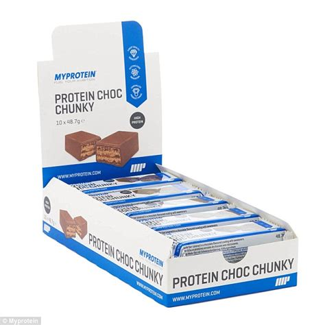 Bars No More Than 23 Days by Furious Obesity Caigners Slam New Myprotein Snack Bar