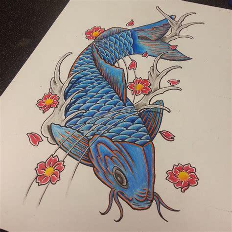 koi fish drawing color koi koi fish pencil and in color koi koi fish