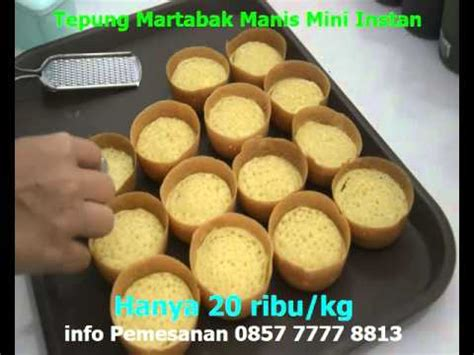 cara membuat martabak mini youtube cara membuat martabak mini terang bulan mini youtube