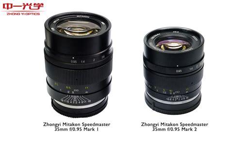 Lensa Meike 50mm Aps C F2 0 zy optics releases the mitakon speedmaster 35mm f 0 95