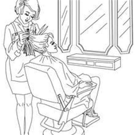 hair salon coloring pages hellokids com