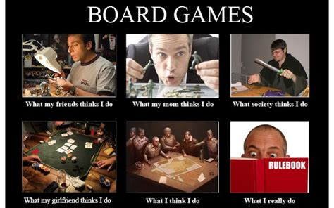 Meme The Game - boardgames in blighty asks what do non gamers really want