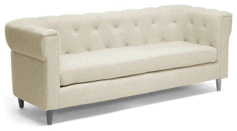 cream linen sofa linen lounge sofa in cream contemporary sofas by dot