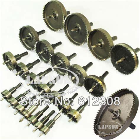 Saw Voss 50mm 80mm 80mm 25pc 15mm 50mm 80mm 100mm saw tooth set kit hss steel drill bit cutter for jpg