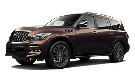 Infiniti Qx80 Reviews Infiniti Qx80 Price Photos And