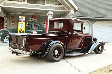 photos of hot rod trucks 1932 ford pickup is all hot rod