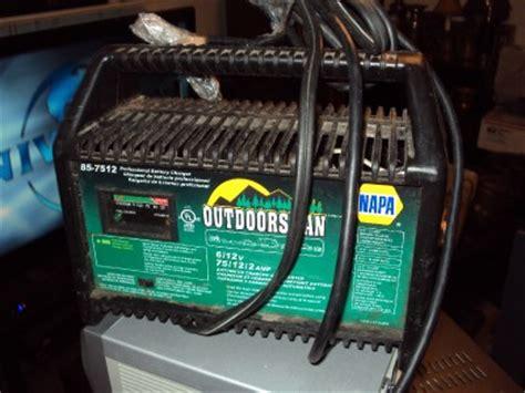 Napa Outdoorsman Battery Charger - Www.gambar.wiki on