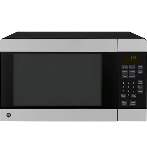Ge Microwave Countertop by Ge 174 7 Cu Ft Capacity Countertop Microwave Oven