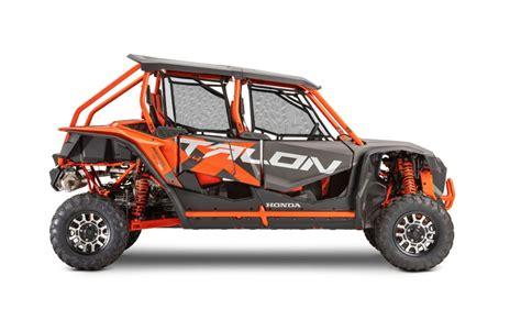 Honda Talon 2020 by 2020 Honda Talon Turbo 4 Seater Look
