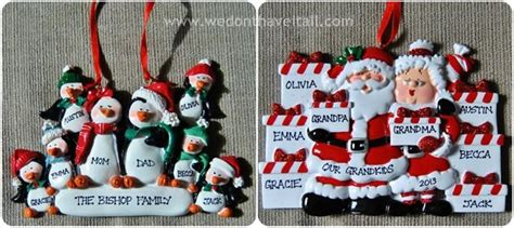 get your personalized christmas ornament from ornaments